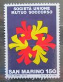 Poštovní známka San Marino 1976 Pojišťovna, 100. výročí Mi# 1121
