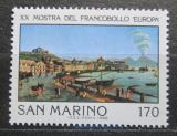 Poštovní známka San Marino 1980 Neapol Mi# 1209