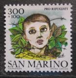 Poštovní známka San Marino 1982 Pomoc uprchlíkům Mi# 1270