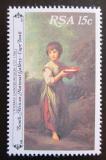Poštovní známka JAR 1980 Umění, Thomas Gainsborough Mi# 577