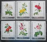 Poštovní známky Manáma 1969 Růže Mi# 170-75