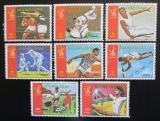 Poštovní známky Rovníková Guinea 1978 LOH Moskva Mi# 1288-95