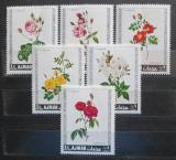 Poštovní známky Adžmán 1969 Růže Mi# 405-10