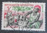 Poštovní známka Pobřeží Slonoviny 1965 Hrnčířka Mi# 278
