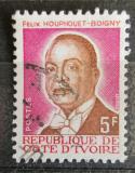 Poštovní známka Pobřeží Slonoviny 1986 Prezident Félix Houphouet-Boigny Mi# 903