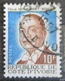 Poštovní známka Pobřeží Slonoviny 1986 Prezident Félix Houphouet-Boigny Mi# 904