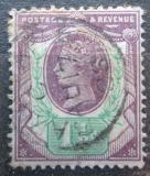 Poštovní známka Velká Británie 1887 Královna Viktorie Mi# 87 Kat 5€