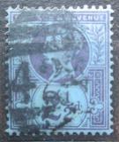 Poštovní známka Velká Británie 1887 Královna Viktorie Mi# 89