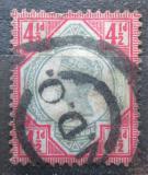 Poštovní známka Velká Británie 1887 Královna Viktorie Mi# 92 Kat 35€
