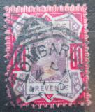 Poštovní známka Velká Británie 1887 Královna Viktorie Mi# 96 Kat 30€