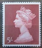 Poštovní známka Velká Británie 1969 Královna Alžběta II. Mi# 508