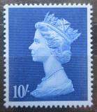 Poštovní známka Velká Británie 1969 Královna Alžběta II. Mi# 509 Kat 8€