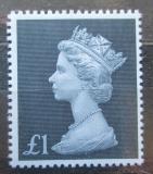Poštovní známka Velká Británie 1969 Královna Alžběta II. Mi# 510