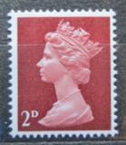 Poštovní známka Velká Británie 1968 Královna Alžběta II. Mi# 454