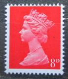 Poštovní známka Velká Británie 1968 Královna Alžběta II. Mi# 460