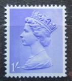 Poštovní známka Velká Británie 1967 Královna Alžběta II. Mi# 463