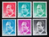 Poštovní známky Španělsko 1985 Král Juan Carlos I. Mi# 2678-83