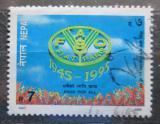 Poštovní známka Nepál 1995 FAO, 50. výročí Mi# 604