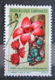 Poštovní známka Gabon 1969 Květiny Mi# 342
