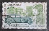 Poštovní známka Gabon 1977 Renault Mi# 632