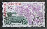Poštovní známka Gabon 1978 Citroen Mi# 652