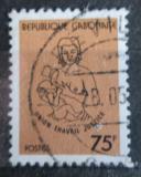 Poštovní známka Gabon 1981 Matka s dítětem Mi# 793