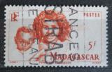Poštovní známka Madagaskar 1946 Matka s dítětem Mi# 400
