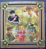 Poštovní známka Mosambik 2001 LOH Sydney Mi# Block 80 Kat 10€