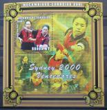 Poštovní známka Mosambik 2001 LOH Sydney Mi# Block 81 Kat 10€