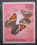 Poštovní známka Guinea-Bissau 2010 Motýli Mi# 5097
