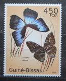 Poštovní známka Guinea-Bissau 2010 Motýli Mi# 5098