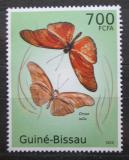 Poštovní známka Guinea-Bissau 2010 Motýli Mi# 5100