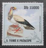 Poštovní známka Svatý Tomáš 2009 Kondor královský Mi# 4267