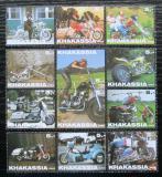 Poštovní známky Chakaská rep., Rusko 2003 Motocykly Mi# N/N