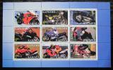 Poštovní známky Karélie, Rusko 1998 Motocykly Mi# N/N