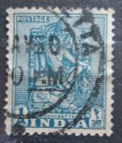 Poštovní známka Indie 1949 Bódhisattva Mi# 194