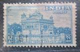 Poštovní známka Indie 1949 Zlatý chrám, Amritsar Mi# 201