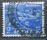 Poštovní známka Indie 1955 Továrna na výrobu letadel Mi# 248