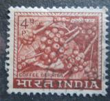 Poštovní známka Indie 1968 Káva Mi# 451 Kat 3.80€