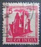 Poštovní známka Indie 1976 Plánování rodiny Mi# 716 Y