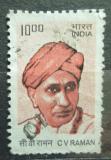 Poštovní známka Indie 2009 C. Venkata Raman, fyzik Mi# 2371