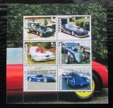 Poštovní známky Chakaská rep., Rusko 2003 Luxusní automobily Mi# N/N