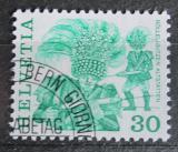 Poštovní známka Švýcarsko 1982 Lidová slavnost, Altstätten Mi# 1241