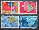 Poštovní známky Švýcarsko 1985 Výročí Mi# 1290-93