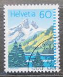 Poštovní známka Švýcarsko 1993 Lac de Tanay Mi# 1489