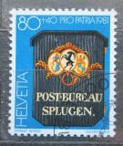 Poštovní známka Švýcarsko 1981 Poštovní znak Mi# 1202