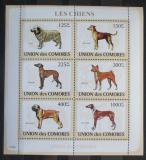 Poštovní známky Komory 2009 Psi Mi# 2135-40 Kat 11€
