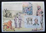 Poštovní známka Komory 2009 David Livingstone Mi# Block 461 Kat 15€