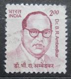 Poštovní známka Indie 2009 Bhimrao Ramji Ambedkar, politik Mi# 2355