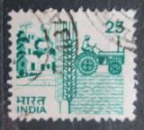 Poštovní známka Indie 1985 Zemědělství Mi# 1028